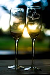 Wine at Sunset by fotobug8