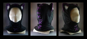 Hoodie Hat Stitches series by MissRaptor
