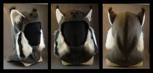 Lynx custom Hoodie Hat by MissRaptor