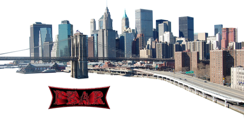 New York PNG by fear-25