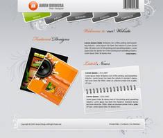 Design Portfolio 2008 by amandhingra