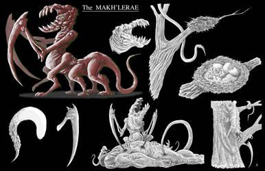 MAKH'LERAE by AndrewDeFelice