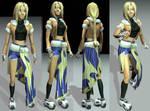 CG Girl :: Poses by BigGrabowski