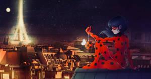 Miraculous Ladybug by rocioDIBU