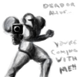 Dead or Alive... by R-McC