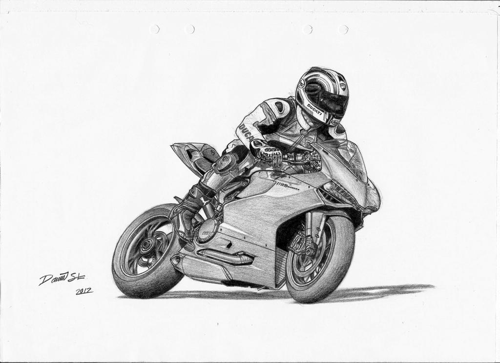 Ducati 1199 Panigale S By Landindesign On Deviantart