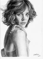 Rachel McAdams by LandinDesign