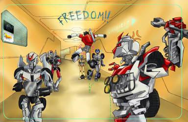 Like going commando... by greenapplefreak