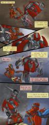 Confrontation  Part 2/2 by greenapplefreak