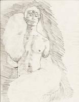 Sesshomaru Sketch (general) by ep462
