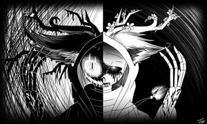 Two sides by Snilaze