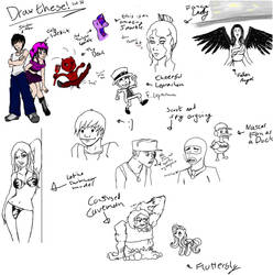 Draw These V1 by SwitchFG