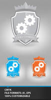 Cog Games Logo by Tooschee