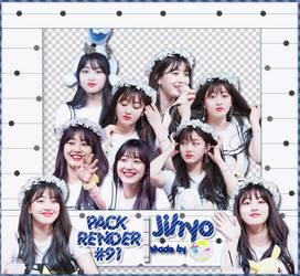 [PACK RENDER#91] 9 PNG JIHYO by Sunshine-Team