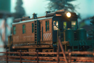 Boxcab, Lights and sounds. by Warflight