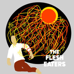 Flesh Eaters- Minimalist poster by KingKevzilla