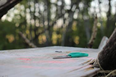Forest Mischief by paintballz
