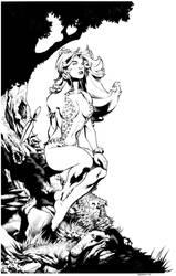 Shanna the She-Devil by ChristopherStevens