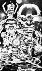 Marvel Cosmic by ChristopherStevens