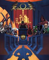 MM- Super Villain's Handbook by ChristopherStevens