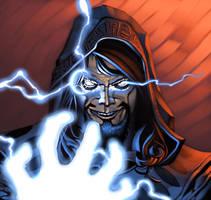 MtG Online- Prodigal Sorcerer by ChristopherStevens