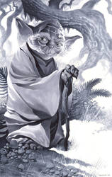 Yoda by ChristopherStevens