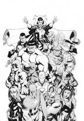 Marvel Origins by ChristopherStevens