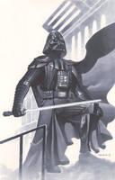 Darth Vader by ChristopherStevens