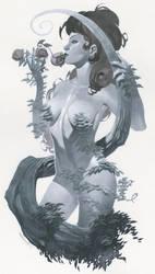 Poison Ivy by ChristopherStevens