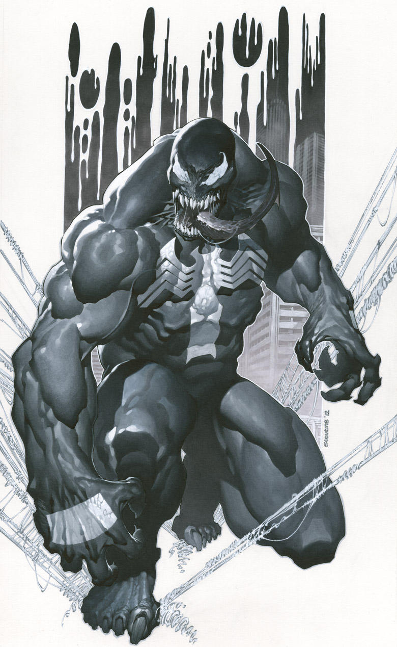 Venom by ChristopherStevens