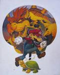 Super Mario by ChristopherStevens