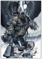 The Dark Knight Returns by ChristopherStevens
