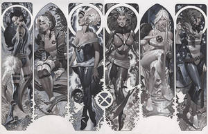 X Women by ChristopherStevens
