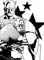 Captain America by ChristopherStevens