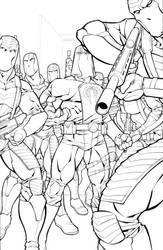 M+A II- Cobra Commander by ChristopherStevens