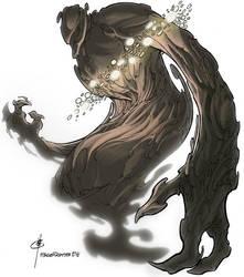 Nightmare Creature 3 by ChristopherStevens