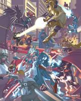 MM Core- Combat Color by ChristopherStevens