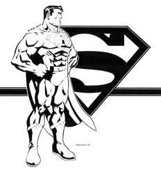 Superman by ChristopherStevens