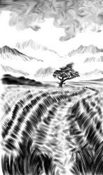 Grasslands by Gurdim