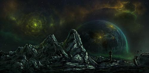 Dark Voyage by Leoncinus