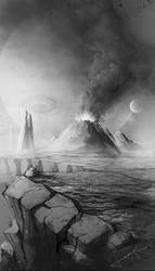 Eruption by Leoncinus