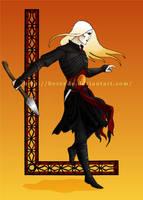 Prince Nuada by Berende