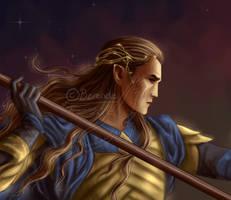 Gil-galad by Berende