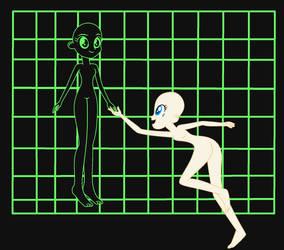 Let's dance, hologram! - EG base by StryapaStyleBases
