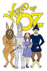 B on B: Wizard of Oz by Citarra
