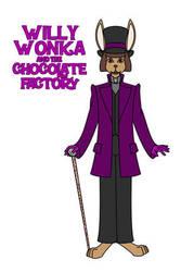 B on B: Willy Wonka by Citarra