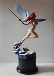 Spawn Goddess Llyra custom by georgesmassilia
