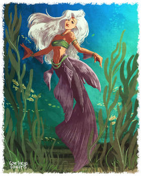 MerMaid by CourtneysConcepts