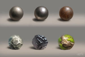 Material study (1) by Leffsha