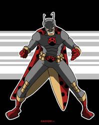 Ladybird Man Fanart by Gaston25